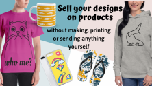 Teachlr.com - Start A Fully Automated Print on Demand Store with Etsy