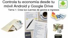Teachlr.com - Controla tu economía desde tu móvil Android y Google Drive