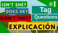 Teachlr.com - Tag Questions en inglés. Explicación y usos prácticos