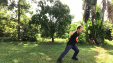 Teachlr.com - Sparring Tai Chi-Chen New Frame Routine 2 for Fitness