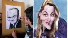 Teachlr.com - Iníciate en el mundo de la caricatura con Diego Puglisi