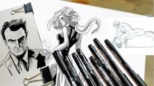 Teachlr.com - Digital Inking of illustrations