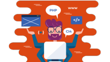 Teachlr.com - The Complete CodeIgniter 4 Series with Bootstrap 4+ProjectsD
