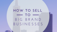 Teachlr.com - How to Sell to Big Brand Businesses