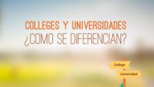 Teachlr.com - Colleges y Universidades - Como se diferencian???