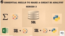 Teachlr.com - 6 Essential Skills to Make A Great BI Analyst Series 3