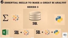 Teachlr.com - 6 Essential Skills to Make A Great BI Analyst Series 3