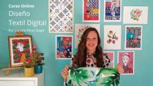 Teachlr.com - Curso Online Diseño Textil Digital