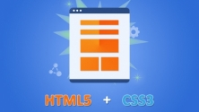 Teachlr.com - Basic HTML5 & CSS3 for beginners (Build One Project)
