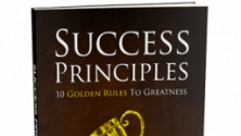 Teachlr.com - Success Principles:  10 Golden Rules To Greatness