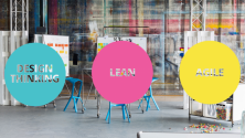 Teachlr.com - How to Combine Design Thinking, Lean and Agile?