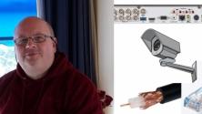Teachlr.com - HIKVISION Hybrid DVR Installation, CCTV Security Cameras