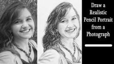 Teachlr.com - Draw a Realistic Pencil Portrait from a Photograph