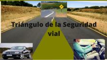 Teachlr.com - Triángulo de la Seguridad Vial