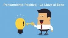 Teachlr.com - Pensamiento Positivo - La Llave al Éxito