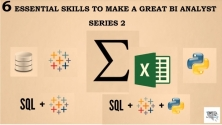 Teachlr.com - 6 Essential Skills to Make A Great BI Analyst Series 2
