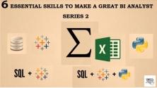 Teachlr.com - 6 Essential Skills to Make A Great BI Analyst Series 2