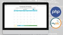 Teachlr.com - Calendario Web en php y Mysql