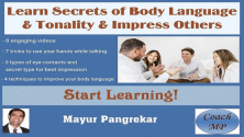 Teachlr.com - Learn Secrets of Body Language & Tonality & Impress Others