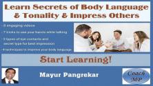 Teachlr.com - Learn Secrets of Body Language & Tonality & Impress Others