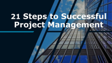 Teachlr.com - 21 Steps to Successful Project Management