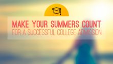 Teachlr.com - Make your summers count for a successful college admission