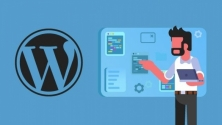 Teachlr.com - The complete WordPress guide from scratch with  5 projects