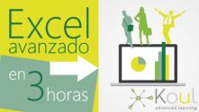 Teachlr.com - Excel avanzado en tres (3) horas
