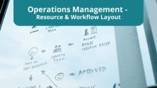 Teachlr.com - Operations Management - Resource & Workout Layout
