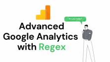 Teachlr.com - Advanced Google Analytics Regex 2021