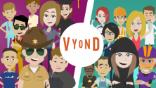 Teachlr.com - 2D Character Animation with VYOND