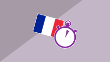 Teachlr.com - 3 Minute French - Course 6 | Language lessons for beginners