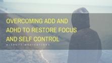 Teachlr.com - Overcoming ADD and ADHD