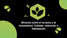 Teachlr.com - Binomio entre el turismo y el ecosistema
