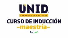 Teachlr.com - CURSO DE INDUCCIÓN UNID -MAESTRÍA-