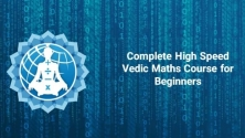 Teachlr.com - Complete High Speed Vedic Maths Course for Beginners