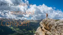 Teachlr.com - The Business of Life: Conquer