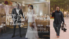 Teachlr.com - How To Film High-End Weddings From Start To Finish