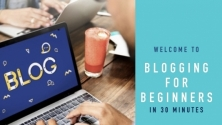 Teachlr.com - Learn to get started with blogging