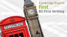 Teachlr.com - FCE Writing Course - B2 First Certificate Cambridge English