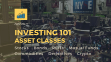 Teachlr.com - Investing 101: Asset Classes