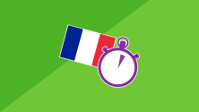 Teachlr.com - 3 Minute French - Course 1 | Language lessons for beginners