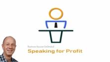 Teachlr.com - Speaking for Profit