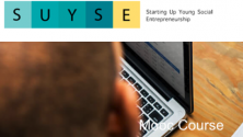 Teachlr.com - SUYSE: Starting Up Young Social Entrepreneurs