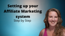 Teachlr.com - Affiliate Marketing:  Setting up your System step by step