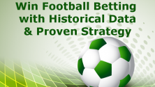 Teachlr.com - Win Football Betting with Historical Data & Proven Strategy